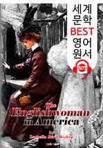 도서 이미지 - 미국에 간 영국 여인 (The Englishwoman in America) : 세계 문학 BEST 영어 원서 507 - 원어민 음성 낭독!