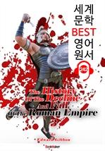 도서 이미지 - 로마 제국 쇠망사 3 (세계 문학 BEST 영어 원서 242) - 원어민 음성 낭독!