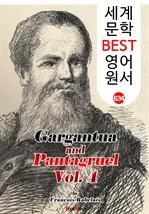 도서 이미지 - 가르강튀아와 팡타그뤼엘 4집 (Gargantua and Pantagruel. Vol 4) : 세계 문학 BEST 영어 원서 634