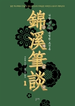 도서 이미지 - 금계필담, 낙향 선비의 은밀한 조선록 1