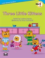 도서 이미지 - [오디오북] LSR4-07.Three Little Kittens