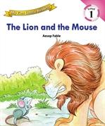 도서 이미지 - [오디오북] My First Classic Readers Lv.1 : 13. The Lion and the Mouse