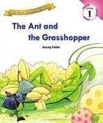 도서 이미지 - [오디오북] My First Classic Readers Lv.1 : 14. The Ant and the Grasshopper