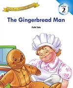 도서 이미지 - [오디오북] My First Classic Readers Lv.2 : 06. The Gingerbread Man