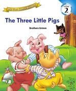 도서 이미지 - [오디오북] My First Classic Readers Lv.2 : 07. The Three Little Pigs