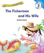 도서 이미지 - [오디오북] My First Classic Readers Lv.2 : 08. The Fisherman and His Wife