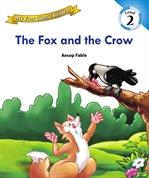 도서 이미지 - [오디오북] My First Classic Readers Lv.2 : 10. The Fox and the Crow