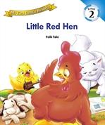 도서 이미지 - [오디오북] My First Classic Readers Lv.2 : 12. Little Red Hen