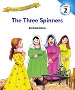 도서 이미지 - [오디오북] My First Classic Readers Lv.2 : 13. The Three Spinners