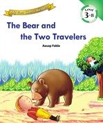 도서 이미지 - [오디오북] My First Classic Readers Lv.3 : 08. The Bear and the Two Travelers