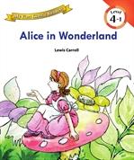 도서 이미지 - [오디오북] My First Classic Readers Lv.4 : 01. Alice in Wonderland