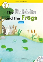 도서 이미지 - [오디오북] ECR Lv.2_03 : The Rabbits and the Frogs