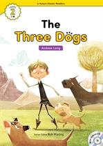 도서 이미지 - [오디오북] ECR Lv.2_15 : The Three Dogs