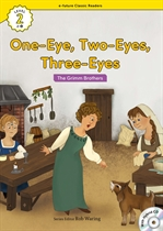 도서 이미지 - [오디오북] ECR Lv.2_16 : One-Eye, Two-Eyes, Three-Eyes