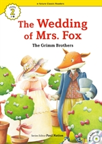 도서 이미지 - [오디오북] ECR Lv.2_21 : The Wedding of Mrs. Fox