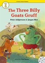 도서 이미지 - [오디오북] ECR Lv.2_22 : The Three Billy Goats Gruff