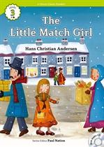 도서 이미지 - [오디오북] ECR Lv.3_08 : The Little Match Girl