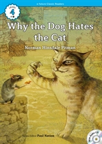 도서 이미지 - [오디오북] ECR Lv.4_06 : Why the Dog Hates the Cat