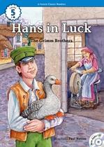 도서 이미지 - [오디오북] ECR Lv.5_05 : Hans in Luck