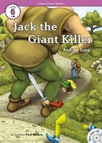 도서 이미지 - [오디오북] ECR Lv.6_01 : Jack the Giant Killer
