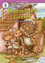 도서 이미지 - [오디오북] ECR Lv.6_02 : Hansel and Gretel