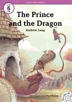 도서 이미지 - [오디오북] ECR Lv.6_10 : The Prince and the Dragon