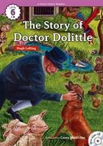 도서 이미지 - [오디오북] ECR Lv.6_13 : The Story of Doctor Dolittle