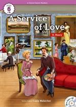 도서 이미지 - [오디오북] ECR Lv.6_14 : A Service of Love