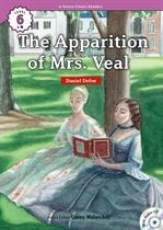 도서 이미지 - [오디오북] ECR Lv.6_17 : The Apparition of Mrs. Veal