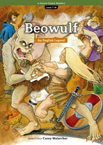 도서 이미지 - [오디오북] ECR Lv.7_18 : Beowulf
