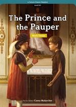 도서 이미지 - [오디오북] ECR Lv.8_05 : The Prince and the Pauper