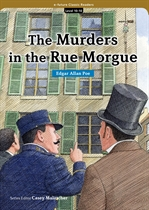 도서 이미지 - [오디오북] ECR Lv.10_10 : The Murders in the Rue Morgue