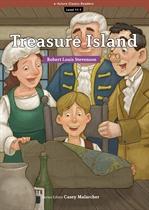 도서 이미지 - [오디오북] ECR Lv.11_01 : Treasure Island