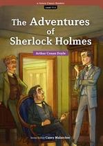 도서 이미지 - [오디오북] ECR Lv.11_02 : The Adventures of Sherlock Holmes