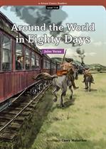 도서 이미지 - [오디오북] ECR Lv.11_08 : Around the World in Eighty Days