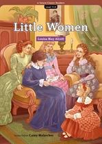 도서 이미지 - [오디오북] ECR Lv.11_09 : Little Women