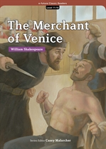 도서 이미지 - [오디오북] ECR Lv.11_10 : The Merchant of Venice