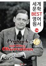 도서 이미지 - 프루프록과 그 밖의 관찰들 (Prufrock and Other Observations) '토마스 엘리엇' 노벨 문학상 : 세계 문학 BEST 영어 원서 734