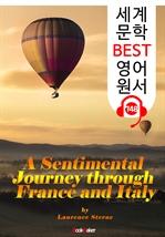 도서 이미지 - 풍류여정기(風流旅情記) (A Sentimental Journey through France and Italy) : 세계 문학 BEST 영어 원서 748 - 원어민 음성 낭독