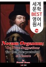 도서 이미지 - 노붐 오르가눔 (Novum Organum ) 〈베이컨〉 '새로운 오르가논' : 세계 문학 BEST 영어 원서 758