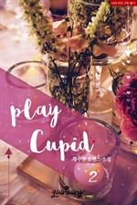 도서 이미지 - 플레이 큐피드(Play Cupid)