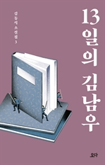 도서 이미지 - 13일의 김남우