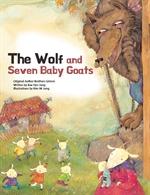 도서 이미지 - The wolf and seven baby goats