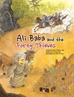 도서 이미지 - Ali baba and the forty thieves