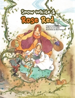 도서 이미지 - snow white & rose red