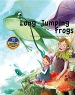 도서 이미지 - Long Jumping Frogs