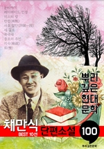 도서 이미지 - 채만식 단편소설 : 대표작품 10선 (100년, 뿌리 깊은 현대문학 시리즈)