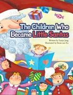 도서 이미지 - 꼬마산타가된 떼쟁이 아이들 - The Children who became little santa