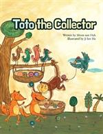 도서 이미지 - 원숭이 또또는 모이기 대장 - Toto the collector
