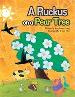 도서 이미지 - 돌배나무 언덕 까마귀 대소동 - A ruckus on a pear tree